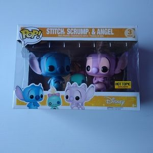 Funko Pop Disney Lilo and Stitch